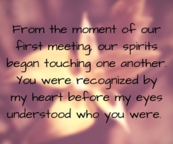 meeting your twin flame